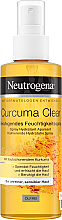 Düfte, Parfümerie und Kosmetik Beruhigendes feuchtigkeitsspendendes und erfrischendes Gesichtsspray mit Kurkuma - Neutrogena Curcuma Clear Toning Mist
