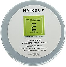 Haarmaske - Brelil Professional Hair Cur Hair Express Mask — Bild N1
