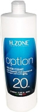 Oxydant Creme 6% - H.Zone Option Oxy 20 Vol. — Bild N1