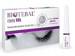 Düfte, Parfümerie und Kosmetik Wimpernwachstumsserum - Biotebal Eyelashes XXL