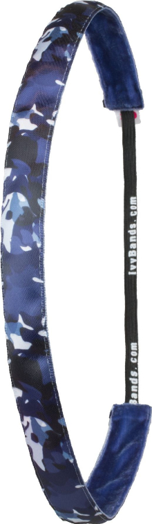 Haarband Military Blue - Ivybands — Bild N1