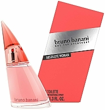Düfte, Parfümerie und Kosmetik Bruno Banani Absolute Woman - Eau de Toilette