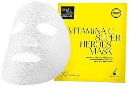 Düfte, Parfümerie und Kosmetik Aufhellende Gesichtsmaske mit Vitamin C - Diego Dalla Palma Vitamina C Super Heroes Mask