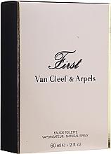 Düfte, Parfümerie und Kosmetik Van Cleef & Arpels First - Eau de Toilette
