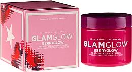 Düfte, Parfümerie und Kosmetik Regenerierende Gesichtsmaske mit Probiotika - Glamglow Berryglow Probiotic Recovery Face Mask