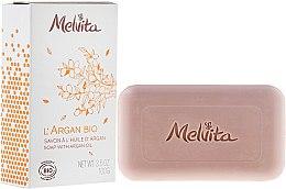 Düfte, Parfümerie und Kosmetik Seife für Körper und Gesicht mit Bio Arganöl - Melvita L'Argan Bio Soap With Argan Oil