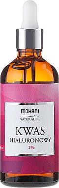 Hyaluronsäure 1% - Mohani Hyaluronic Acid Gel 1% — Bild N1