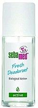 Düfte, Parfümerie und Kosmetik Deospray - Sebamed Active Classic Deodorant Spray