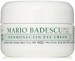 Düfte, Parfümerie und Kosmetik Augencreme mit Dermonectin - Mario Badescu Dermonectin Eye Cream