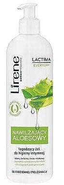 Gel für die Intimhygiene - Lirene Lactima Everyday Aloe — Bild N1