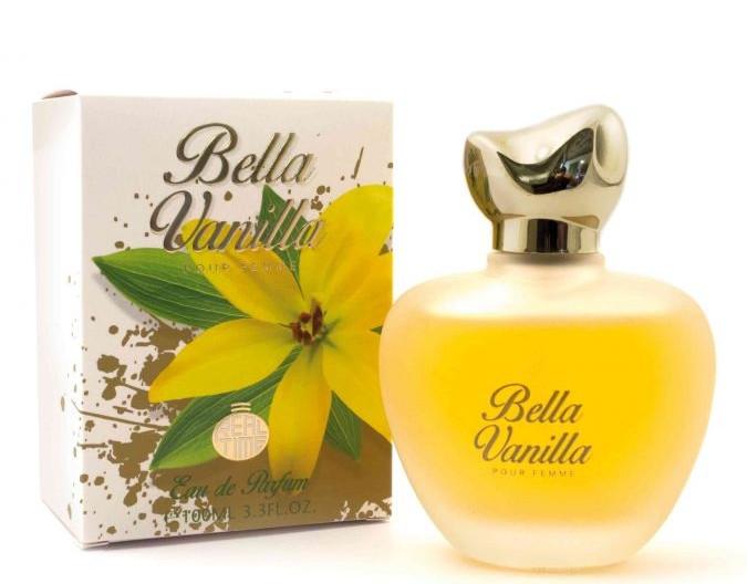 Real Time Bella Vanilla - Eau de Parfum — Bild N1