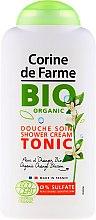 Düfte, Parfümerie und Kosmetik Dusch- und Badecreme mit Algenextrakt - Corine De Farme Shower Cream Tonic