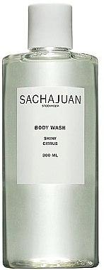 Duschgel mit Zitrusfrüchten - Sachajuan Shiny Citrus Body Wash — Bild N1