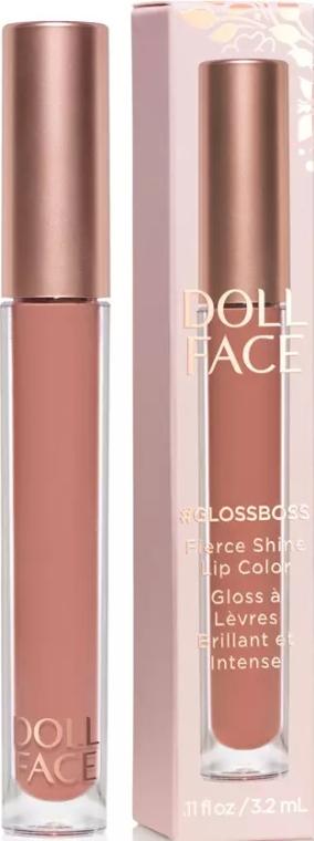 Lipgloss - Doll Face GlossBoss Lip Color — Bild N1