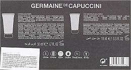 Gesichtspflegeset - Germaine de Capuccini For Men (Gesichtscreme 50ml + Augenserum 15ml) — Bild N5