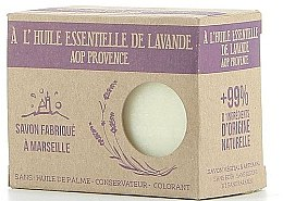 Düfte, Parfümerie und Kosmetik Seife mit Lavendelöl - Foufour Savon A l'Huile Essentielle de Lavande AOP Provence