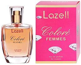 Düfte, Parfümerie und Kosmetik Lazell Colore Femmes Eau de Parfum for Women - Eau de Parfum