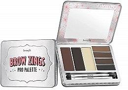 Düfte, Parfümerie und Kosmetik Augenbrauenpalette - Benefit Brow Zings Pro Palette