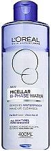 Düfte, Parfümerie und Kosmetik 2-Phasen Mizellen-Reinigungswasser für alle Hauttypen - L'Oreal Paris Bi Phase Micellar Cleansing Water