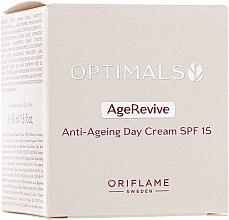 Anti-Aging Tagescreme SPF 15 - Oriflame Optimals Age Revive — Bild N1