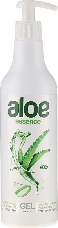 Regenerierendes Körpergel für empfindliche und allergische Haut mit Aloe Vera - Diet Esthetic Aloe Vera Gel — Bild N1