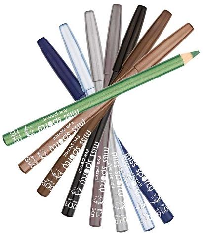 Augenkonturenstift - Miss Sporty Eye Pencil — Bild N2