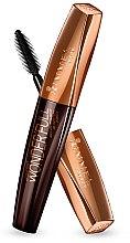 Düfte, Parfümerie und Kosmetik Wimperntusche mit Arganöl - Rimmel WonderFull With Argan Oil Extreme Black Mascara