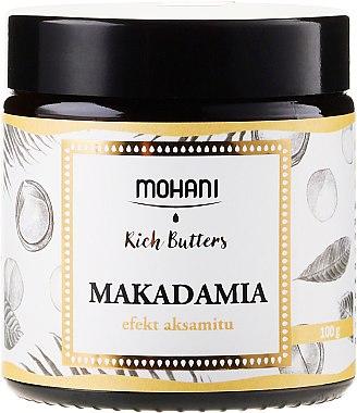 Macadamiabutter für Gesicht und Körper - Mohani Makadamia Rich Batter — Bild N1