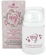 Düfte, Parfümerie und Kosmetik Anti-Aging Gesichtscreme mit Botox-ähnlicher Wirkung - Bema Cosmetici Naturys Nuy Botox-Like Effect