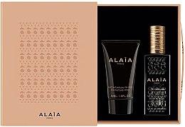 Düfte, Parfümerie und Kosmetik Alaia Paris Alaia - Duftset (Eau de Parfum 50ml + Körperlotion 50ml)