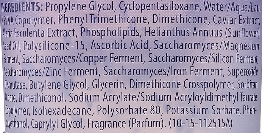 Feuchtigkeitsgel für trockenes und krauses Haar ohne Ausspülen - Alterna Caviar Anti-Aging Replenishing Moisture Leave-in Smoothing Gelee — Bild N2