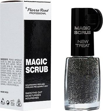 Scrub für Nägel und Nagelhaut - Pierre Rene Magic Scrub New Treat — Bild N1