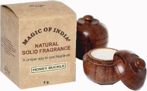 Natürliches Cremeparfum Honey Suckle - Shamasa — Bild N1