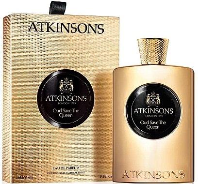 Atkinsons Oud Save The Queen - Eau de Parfum — Bild N1