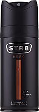 Düfte, Parfümerie und Kosmetik STR8 Hero - Deospray