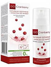 Düfte, Parfümerie und Kosmetik Gesichtsreinigungsmaske - GoCranberry Natural Nutrition Facial Mask