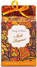 Düfte, Parfümerie und Kosmetik Duftkerze im Glas Neroli und Bergamotte - Song of India Scented Candlee