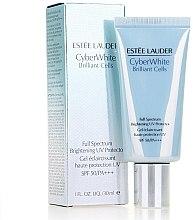 Düfte, Parfümerie und Kosmetik Aktiv schützende Sonnencreme - Estee Lauder Cyber White Brilliant Cell Full Spectrum Brightening UV Protector SPF 50/PA+++