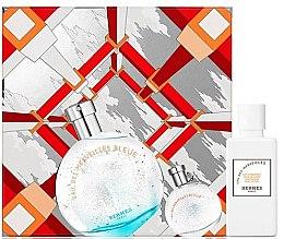 Düfte, Parfümerie und Kosmetik Hermes Eau des Merveilles Bleue - Duftset (Eau de Toilette 50ml + Körperlotion 40ml + Eau de Toilette 7.5ml)