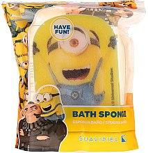 Düfte, Parfümerie und Kosmetik Kinder-Badeschwamm Minnioins Stuart - Suavipiel Minnioins Bath Sponge
