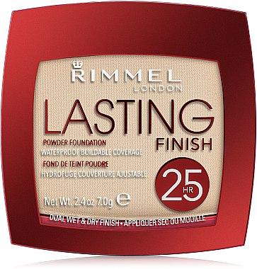 Kompaktpuder für Gesicht - Rimmel Lasting Finish — Bild N2