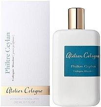 Düfte, Parfümerie und Kosmetik Atelier Cologne Philtre Ceylan - Eau de Cologne