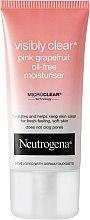 Düfte, Parfümerie und Kosmetik Feuchtigkeitscreme - Neutrogena Visibly Clear Pink Grapefruit Oil-Free Moisturiser