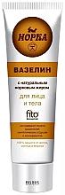 Düfte, Parfümerie und Kosmetik Vaseline für Körper und Gesicht mit natürlichem Nerzfett - Fito Kosmetik