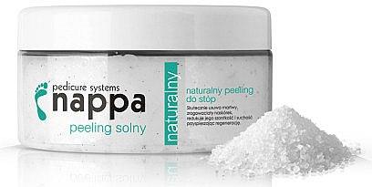 Fußpeeling mit natürlichem Salz - Silcare Nappa Natural Salt Foot Scrub — Bild N1