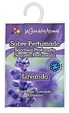 Düfte, Parfümerie und Kosmetik Duftbeutel Lavendel - La Casa de Los Aromas Scented Sachet