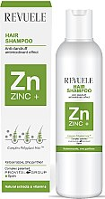Düfte, Parfümerie und Kosmetik Anti-Schuppen Shampoo - Revuele Zinc+ Hair Shampoo