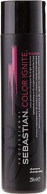 Farbschützendes Shampoo für coloriertes Haar - Sebastian Professional Found Color Mono Shampoo — Bild N1