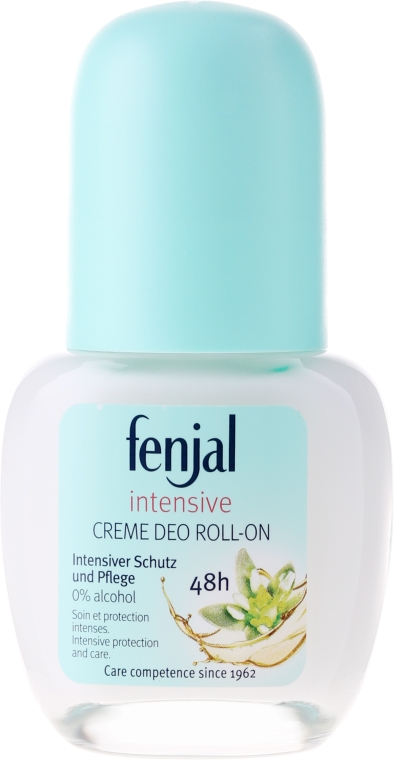 Deo-Creme Roll-on Antitranspirant 48h - Fenjal Intensive Creme Deo Roll-On 48H