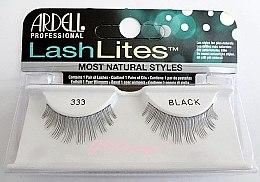 Düfte, Parfümerie und Kosmetik Künstliche Wimpern - Ardell LashLites Black 333